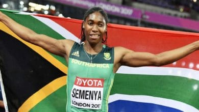 Photo of South African queen, has done it again: Casta Semenya
