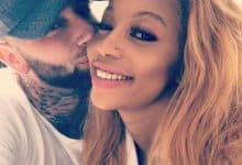 Photo of Kelly Khumalo and Chad Da Don engaged?