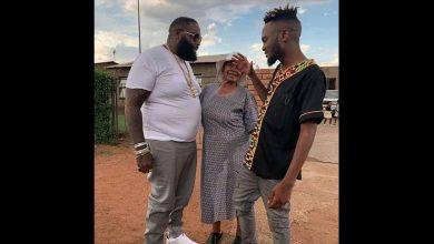Photo of Watch: Kwesta and Rick Ross Shooting A New Music Video in Soweto