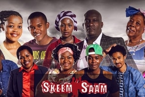 Skeem Saam actors