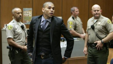 Photo of Chris Brown Arrested in Paris [Rape Allegations]