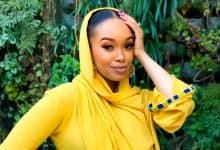 Photo of Actress Dineo Langa Comes Back To Our TV Screens