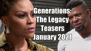 Photo of Coming Up On Generations The Legacy January 2021 [Generations: The Legacy Teasers – January 2021]