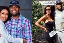 Photo of Itumeleng Khune And His Wife Sphelele Speak Up About Their Break Up