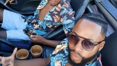 Photo of Nay Maps' Vacation Pictures Spark Gay Rumours, Could It Be His Boyfriend?