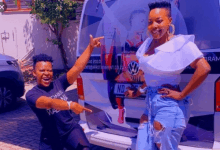 Photo of Watch! Nomcebo Zikode Gets Spoiled By Zodwa Wabantu