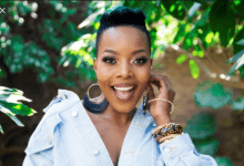 Photo of Pics! Meet Nomcebo Zikode Husband And Her Two Kids