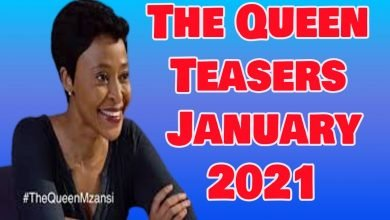 Photo of Coming Up On The Queen January 2021 [The Queen Teasers – January 2021]