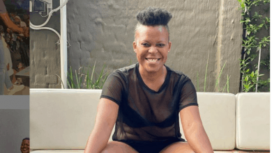 Photo of Zodwa Wabantu delivers a special message while sitting on a toilet – Video