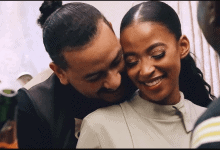 Photo of AKA And His Girlfriend Nelli Got Engaged