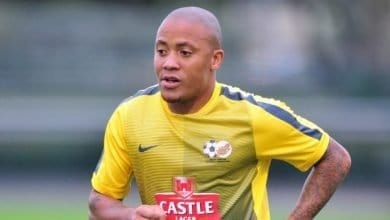 Photo of Football Star Dino Ndlovu Buys Wife A Porsche As Valentine's Day Gift
