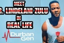 Photo of Durban Gen DR Lindelani Zulu Biography, Age, TV Roles, Wife, Kids And Net Worth