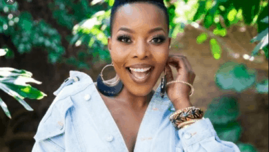 Photo of Pics! Nomcebo Zikode Bless Herself With A Brand New Car