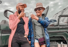 Photo of Somizi And Mohale Going Through Relationship Problems