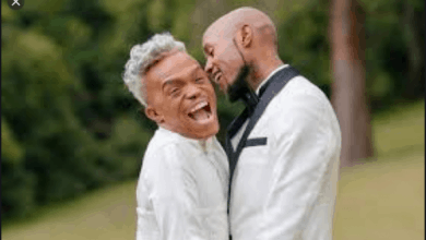 Photo of Somizi Mhlongo Accused Of Being Bossy And Disrespectful Towards His Husband Mohale