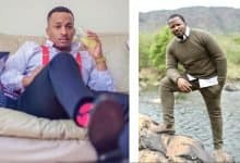 Photo of Mastermind returns as a policeman after Uzalo fires Captain Mpambani