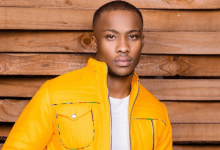 Photo of Rhythm City Actor Pule Ndlovu Biography, Age, Family, Education, Career, Awards, Girlfriend, Car And Net Worth