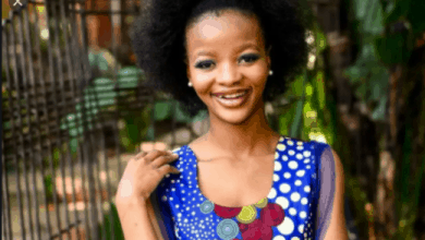 Photo of Get To Know Scandal Actress Omphile In Real Life