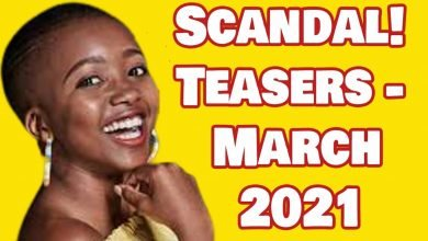 Photo of Coming Up On Scandal March 2021 [Scandal! Teasers – March 2021]
