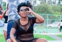 Photo of Pics: Zodwa Wabantu Goes Back To School