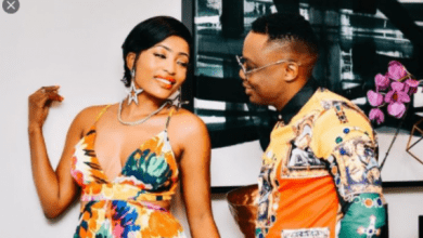 Photo of DJ Tira's Wife Causes Drama At Nelli Tembe's Funeral