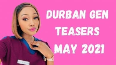 Photo of Coming Up On Durban Gen  May 2021 [Durban Gen Teasers – May 2021]