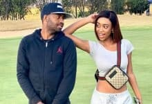 Photo of Itumeleng Khune Is Far Older Than His Wife, See The Age Difference