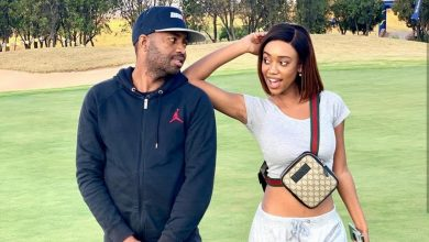 Photo of Itumeleng Khune And His Wife Are Expecting Twins