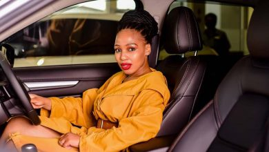 Photo of Phindile Gwala Exposed By A Young Women