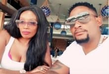 Photo of Trouble In Paradise: Actress Sophie Ndaba And Her Husband Max Lichaba Break Up