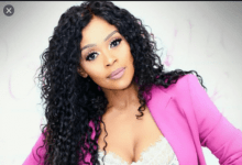 Photo of Thembi Seete's Real Age Exposed