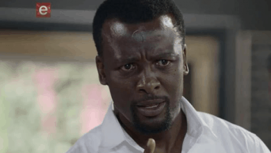 Photo of Former Imbewu Actor Tony Kgoroge  Comes Back To Our TV Screen