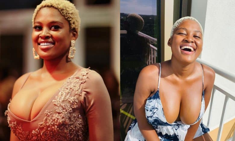 Isibaya actress Asavela exposed for sleeping with married Businessman