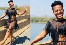 Photo of Zodwa Wabantu Strikes Again With Her HIV Pills, ARVs