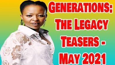 Photo of Coming Up On Generation The Legacy  May 2021 [Generations: The Legacy Teasers – May 2021]