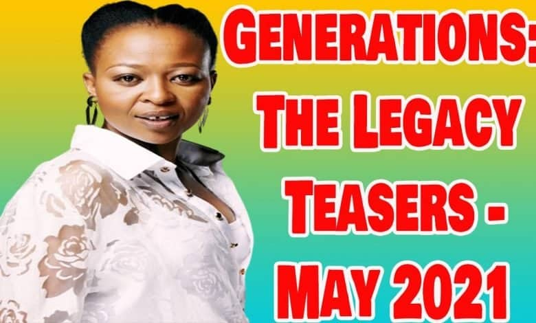 Generation The Legacy Teaser May 2021