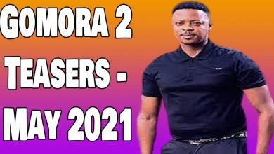 Photo of Coming Up On Gomora May 2021 [Gomora 2 Teasers – May 2021]
