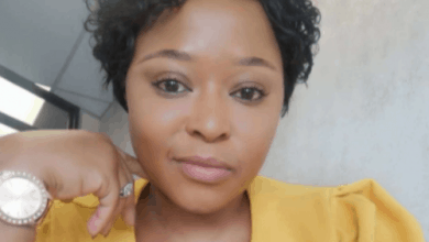 Photo of Skeem Saam's Mokgadi Exhausted After Labor Pains