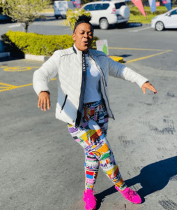 Zodwa Gives Signals Of is a new man in her life