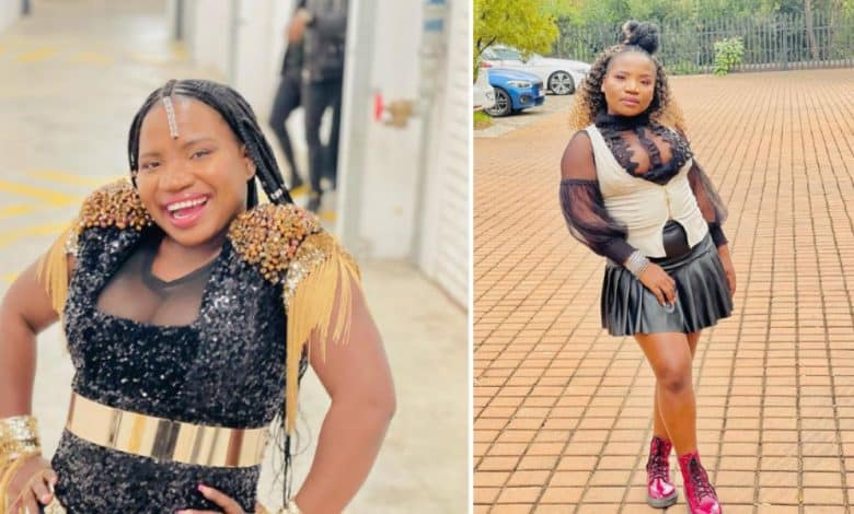 Makhadzi Wants Her Turn in the Boxing Ring With Master KG