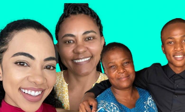 Check Out Skeem Saam Actors And Their Parents