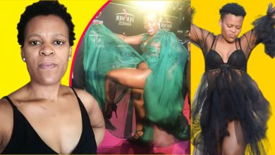 Photo of Video: Zodwa Wabantu's Fans Forcefully Try To Grab Her Punani During A Show