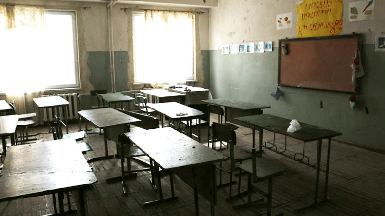 North West female teacher stabbed multiple times during class
