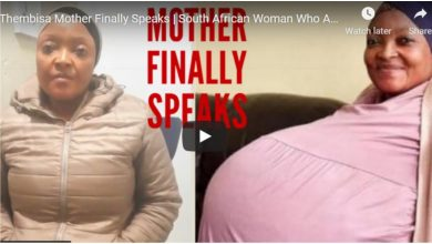 Photo of Finally Mother Of 10 Speaks Out, Watch The Video