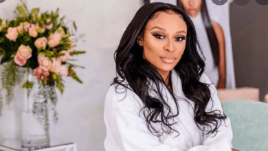 Photo of Dj Zinhle just Confirmed her Pregnancy by this?