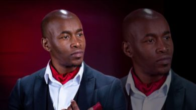 Photo of Scandal Actor Lerumo Exit Scandal…Here Is Why