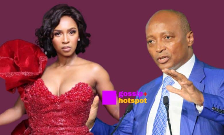 Is Patrice Motsepe The Baby Dady Of Katlego's Son From Gomora
