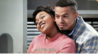 """Photo of Skeem Saam """"Pretty Is Pregnant With Lehasa's Child"""""""
