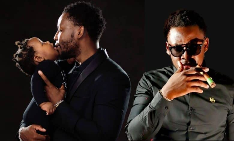 Uzalo Actor Sbonelo On Raising His Daughter After Her Mom Passed On