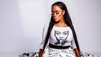 Photo of Check Out These Mad Photos Of Thembi Seete That Shows That Age Is Just A Number